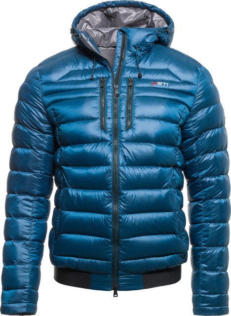 Arcteryx Klettergurt Jay : Yeti jay down jacket men night campz